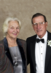 Donald C. Graham and Ingrid Arnesen Graham