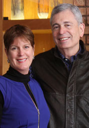 Regent Ron and Eileen L. Weiser